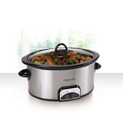Smart-Pot 6 Qt. Programmable Slow Cooker