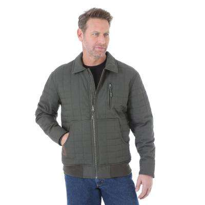 Men's Size Large Loden Tradesman Jacket
