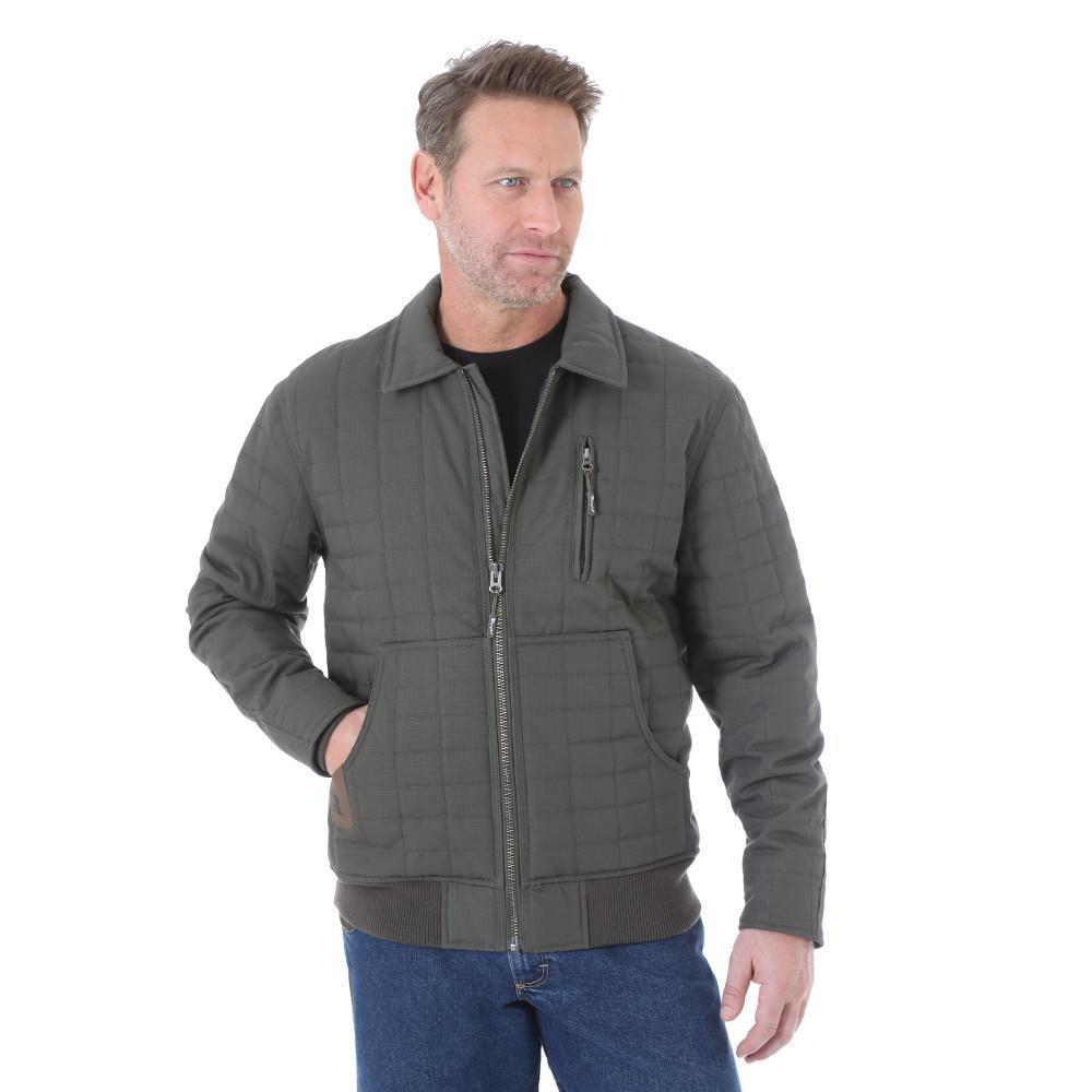 Men's Size Extra-Large Loden Tradesman Jacket