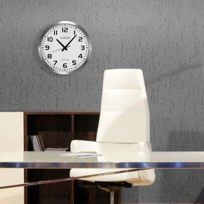 16 in. Analog Atomic Clock