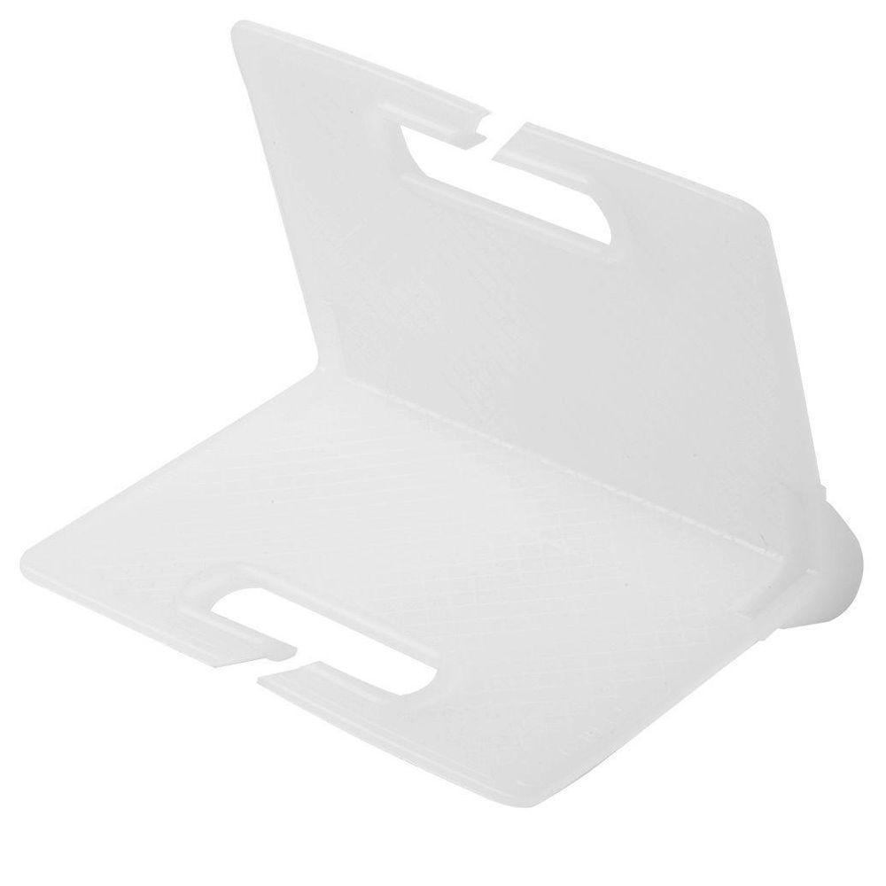 Corner Pvc Protcror : Keeper in plastic corner protector pack