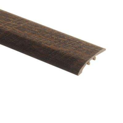 Sawcut Dakota/Sawcut Pacific 5/16 in. Thick x 1-3/4 in. Wide x 72 in. Length Vinyl Multi-Purpose Reducer Molding