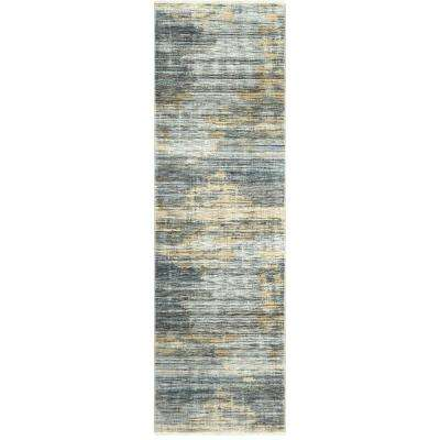 Signature Clemsford Multi 2 ft. 2 in. x 7 ft. 2 in. Indoor Area Rug