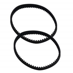 Think Crucial Vacuum Belts Replacement For Shark Nv350