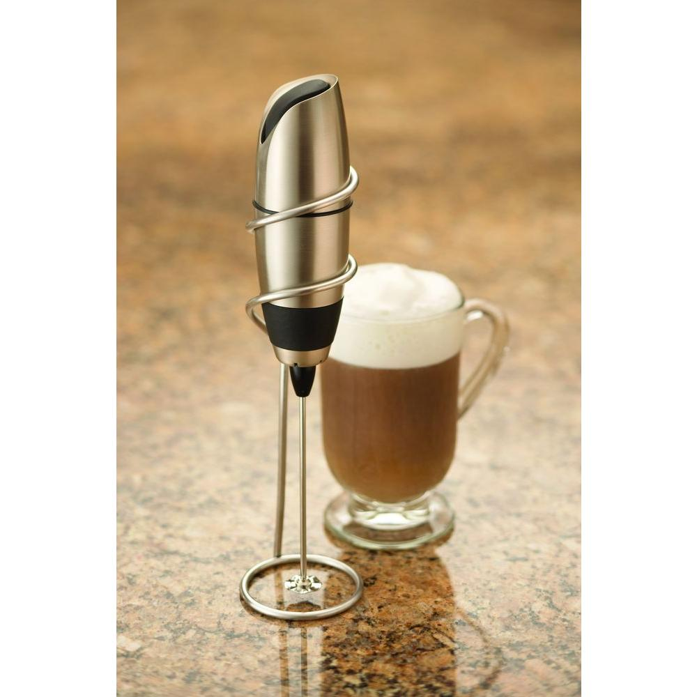 BonJour Battery Powered Milk Frother