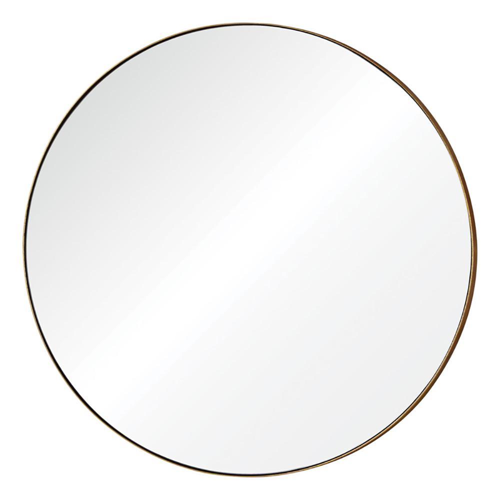Oryx 29.5 in. H x 29.5 in. W Round Mirror