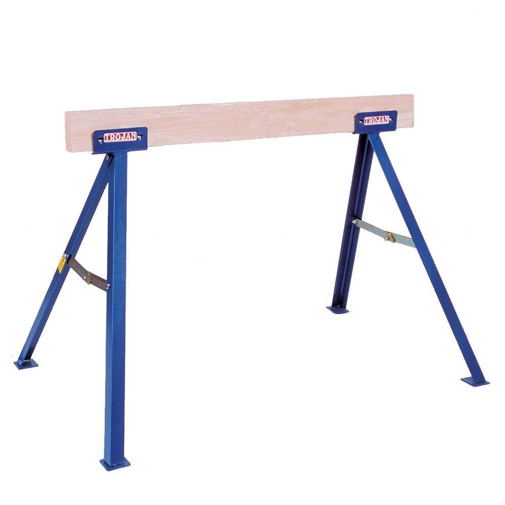 Trojan Quality Tools 27 in. Trojan Tall Sawhorse