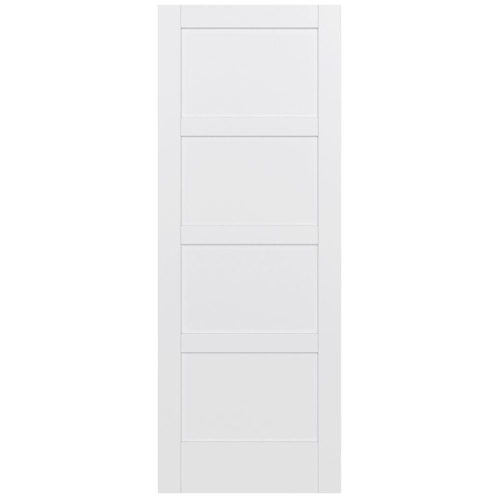 MODA Primed PMP1044 Solid Core Wood Interior Door Slab