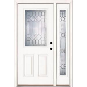 Feather River Doors 50 5 In X 81 625 In Mission Pointe