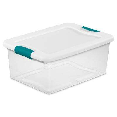15 Qt. Latching Storage Box