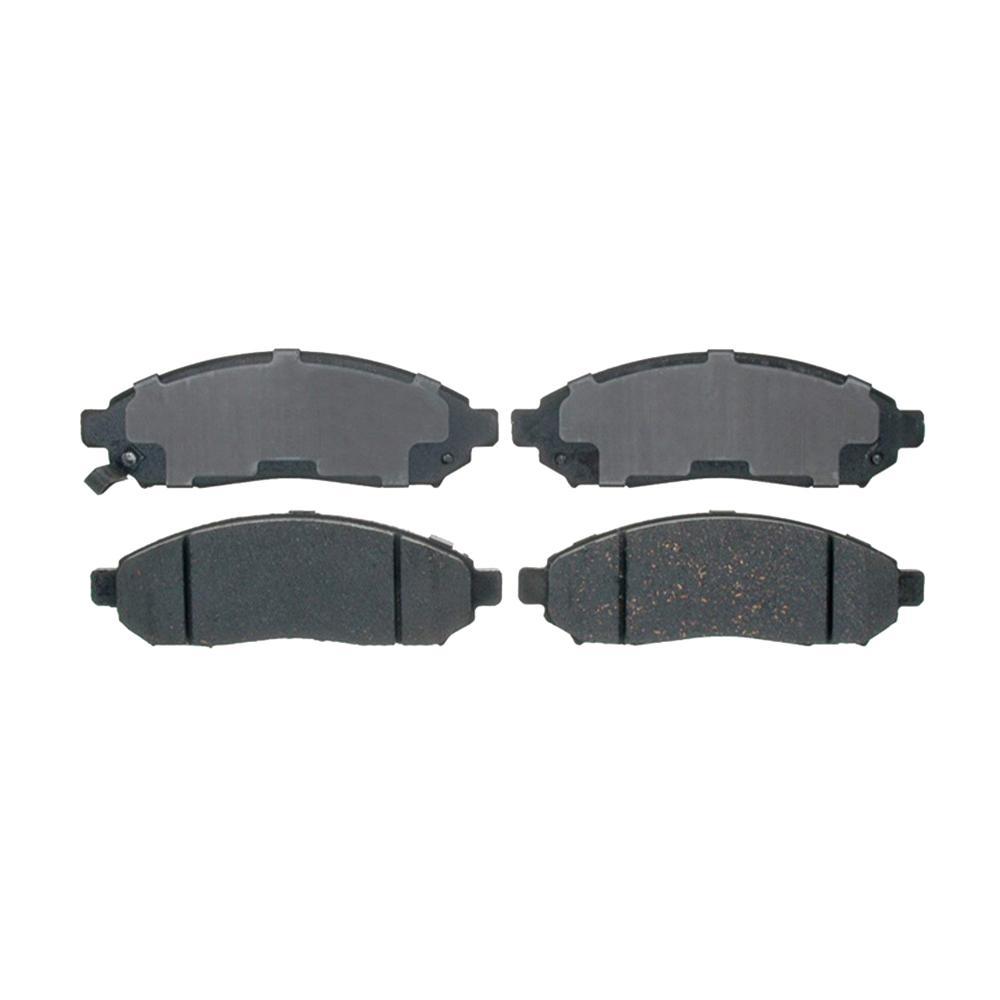 Disc Brake Pad Set-Stop Ceramic Brake Pad Front Bendix SBC1094