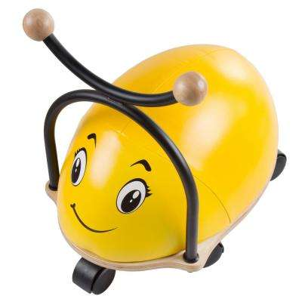 Yellow Roller Rider Bug