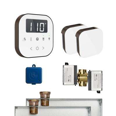 AirButler 2 Package White Oil-Rubbed Bronze