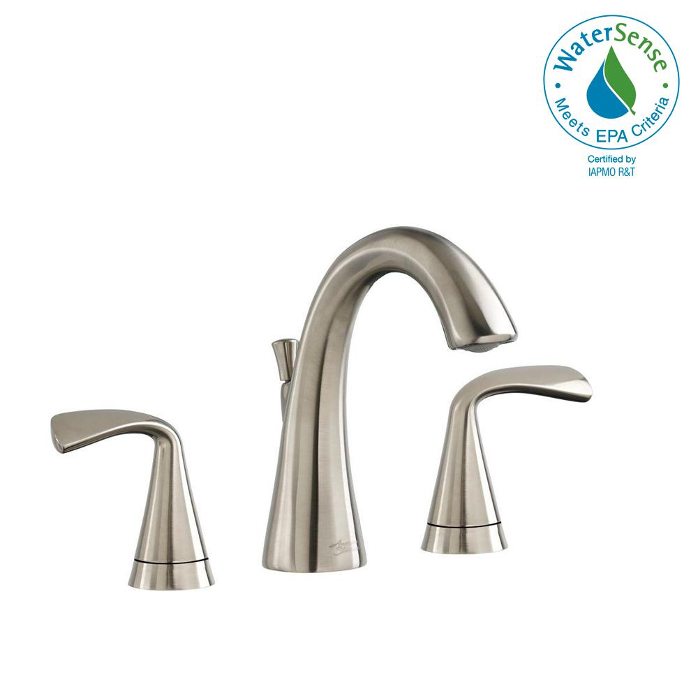 American Standard Fluent 8 in. Widespread Bathroom Faucet with Speed ...