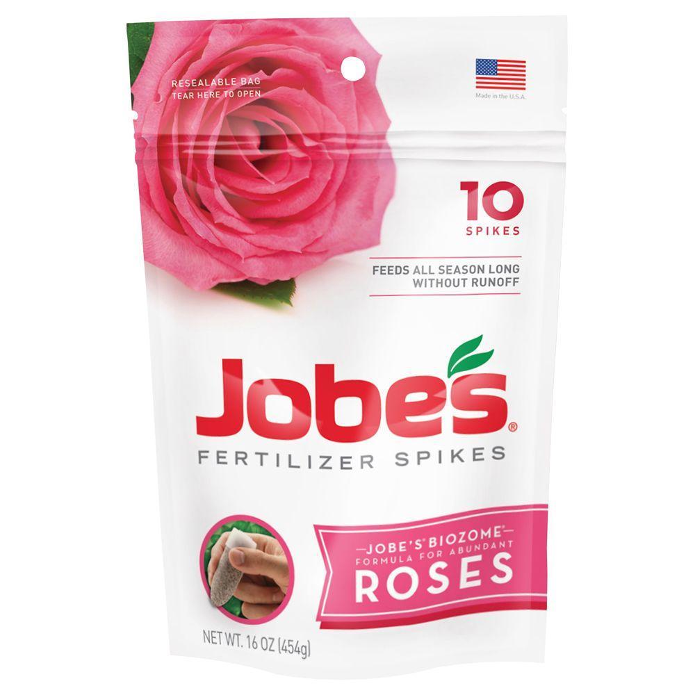 Jobe's 1 lb. Rose Fertilizer Spikes