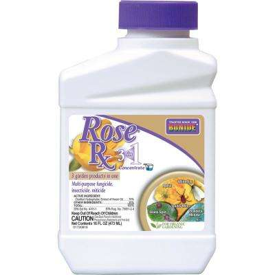 16 oz. Rose RX 3-in-1-Concentrate