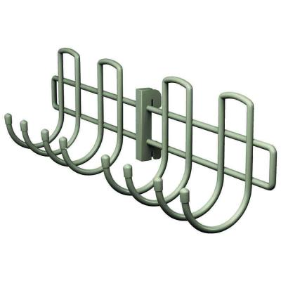 ShelfTrack 8-Hook Storage Rack