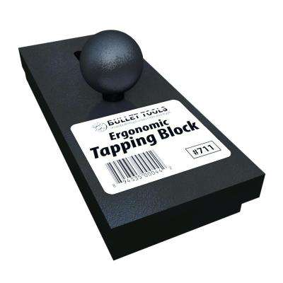 Ergonomic Flooring Tapping Block