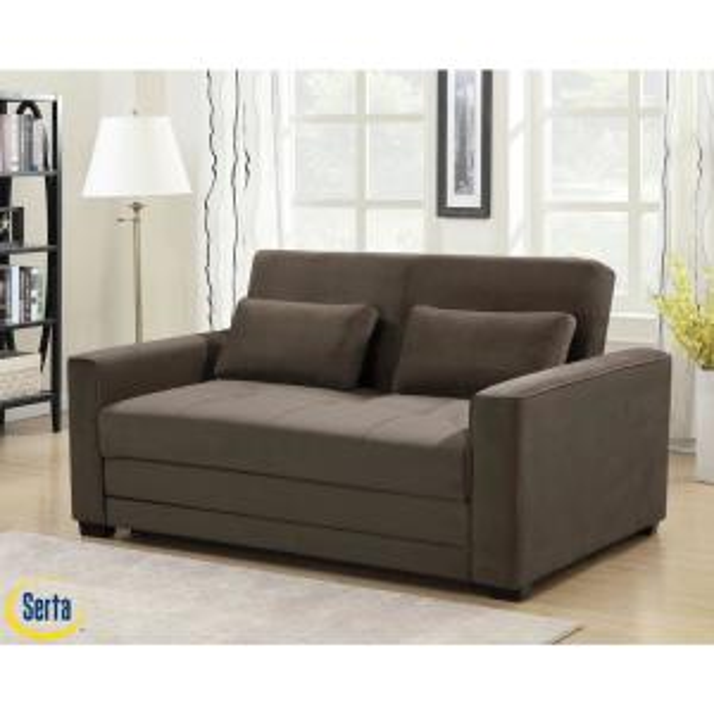 Serta Orlando Antler Serta Multi-functional Sofa, Chaise and ...