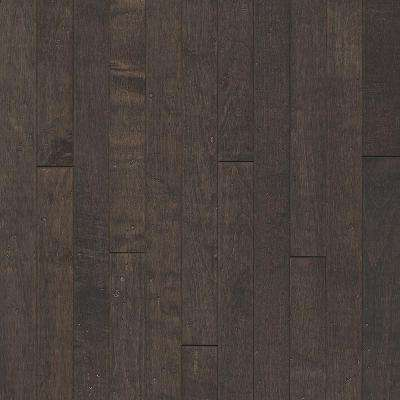 Vintage Farm Maple Classic Dark 3/4 in. T x 2-1/4 in. W x Varying L Solid Hardwood Flooring (20 sq. ft. / case)