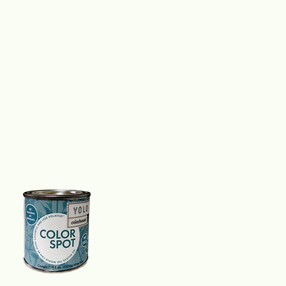 YOLO Colorhouse 8 oz. Imagine .02 ColorSpot Eggshell Interior Paint Sample-DISCONTINUED