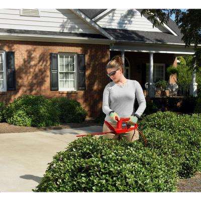 17 in. 2.7 Amp Electric Hedge Trimmer