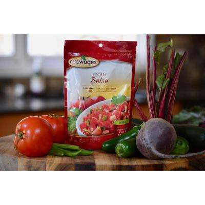 Mild Salsa Tomato Canning Mix (12-Pack)