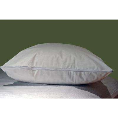 Bed Bug, Allergy Proof Pillow Zip Cover - Standard Pillow