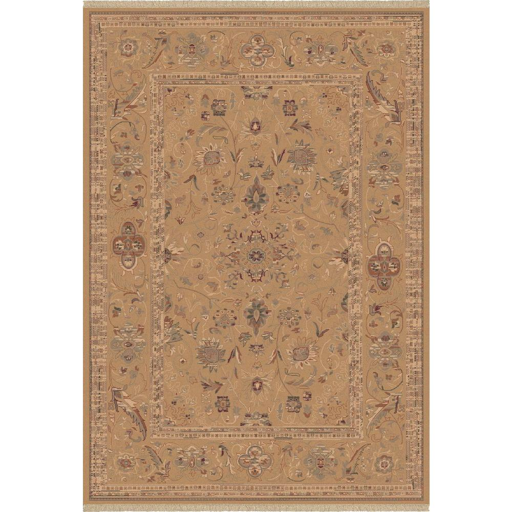 Sultanabad Champagne 5 ft. 3 in. x 7 ft. 7 in.