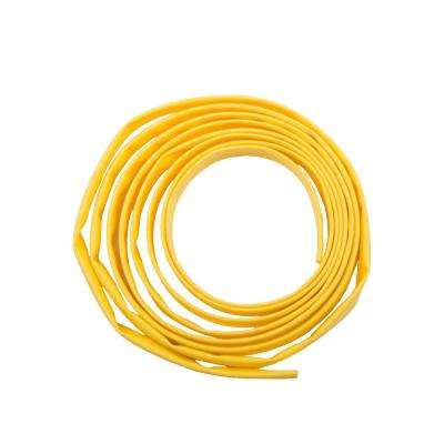 8 ft. Heat Shrink Tubing, Yellow (Case of 10)