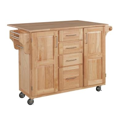 Wheels - Kitchen Carts - Carts, Islands & Utility Tables - The Home ...