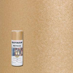 11 oz. Vintage Metallic Rose Gold Protective Spray Paint