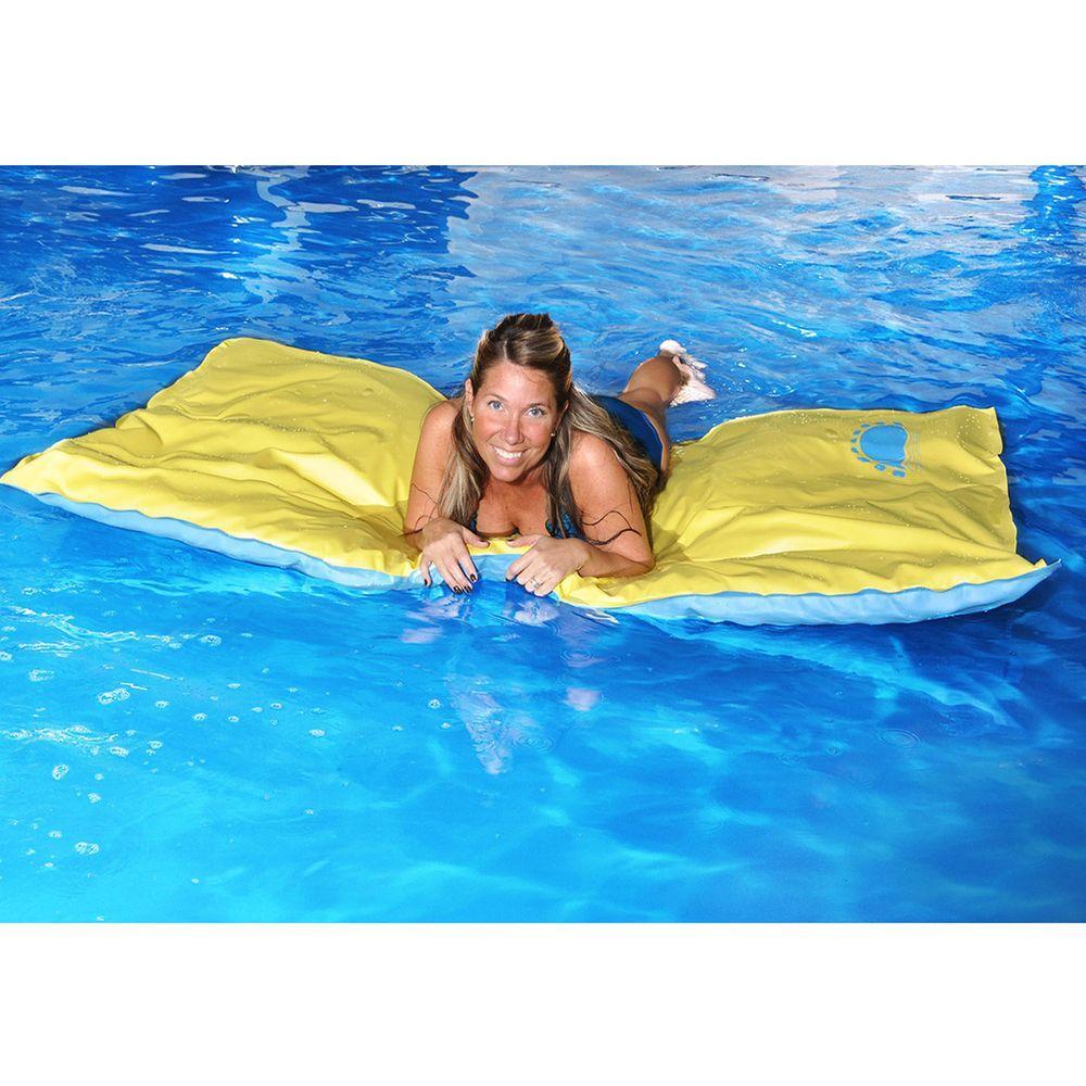 Santa Maria Unsinkable 70 in. Floating Pool Mattress