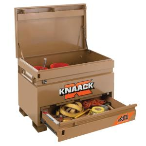Knaack 17 cu. ft. Jobmaster Chest with Junk Trunk by Knaack