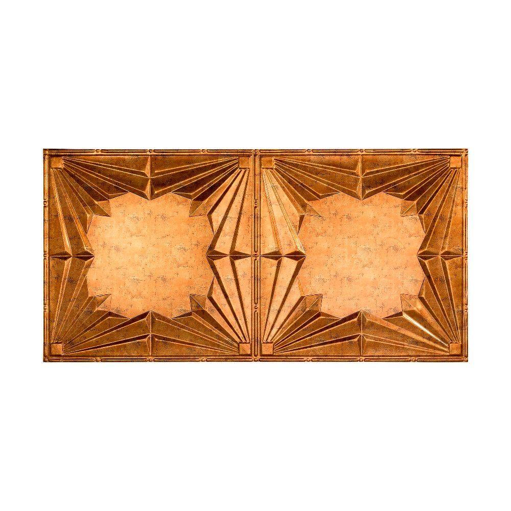 Art Deco - 2 ft. x 4 ft. Glue-up Ceiling Tile