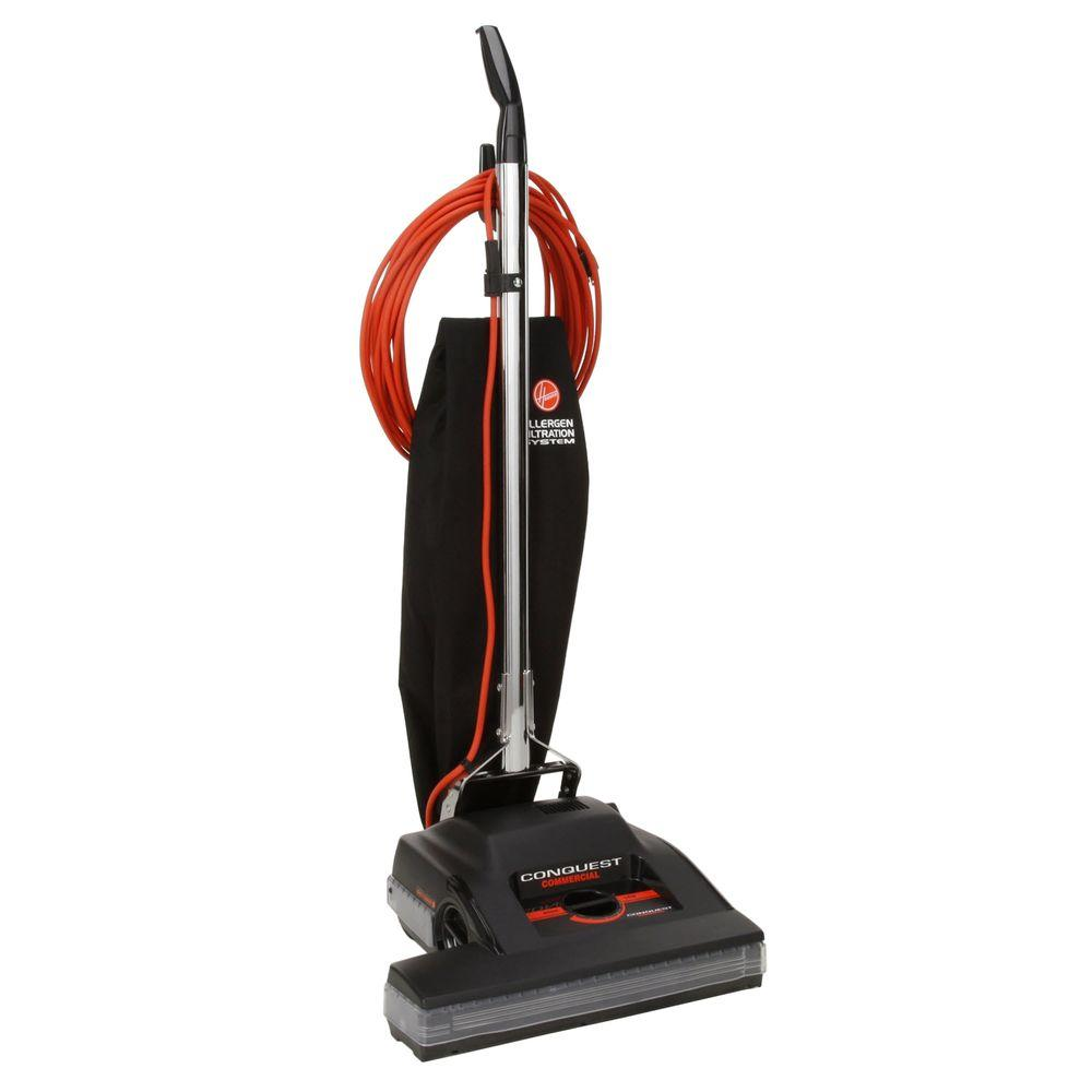 Hoover Commercial Conquest Upright Vacuum Cleaner-DISCONTINUED