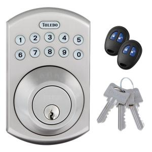 Deals on Smart and Electronic Door Locks On Sale from $54.00