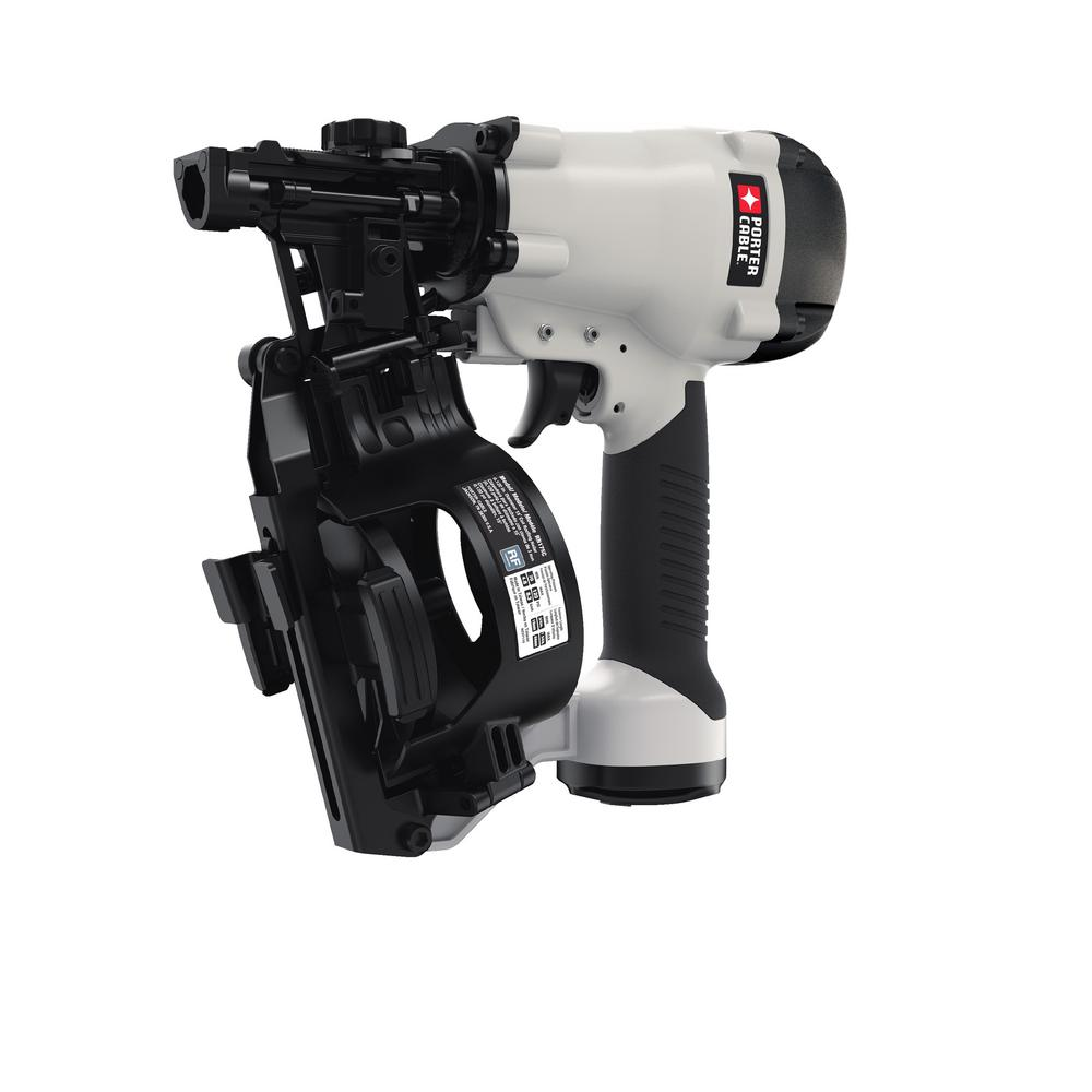 Porter-Cable Pneumatic 15-Degree Coil Roofing Nailer