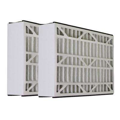 20 in. x 25 in. x 5 in. Micro Dust Merv 8 Replacement for Skuttle AC Furnace Air Filter (2-Pack)
