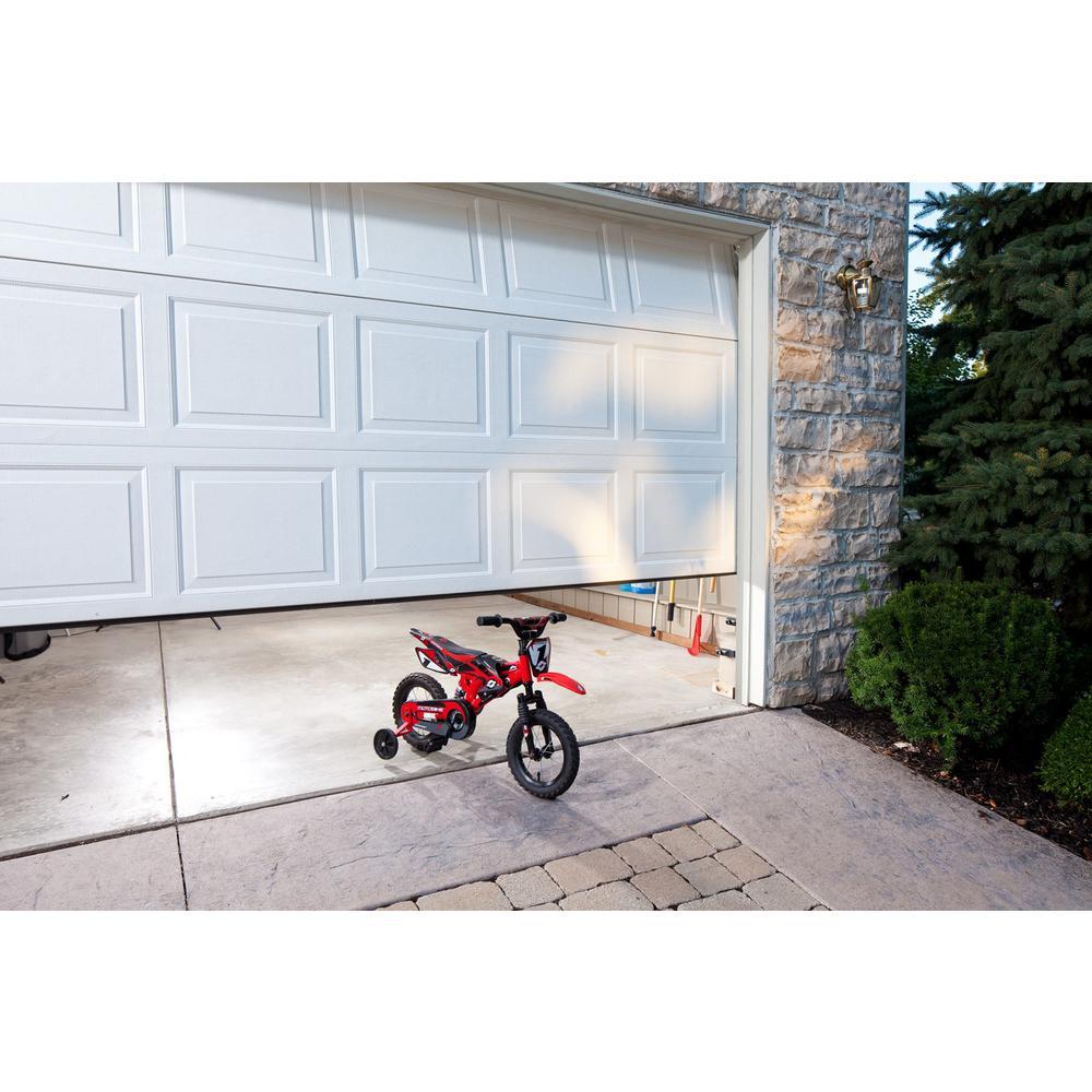 Genie Safe T Beam Garage Door Safety Sensors Replacement Kit For All Genie Garage Door Openers Gstb R The Home Depot