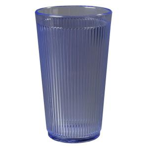 Carlisle 20 oz. Polycarbonate Tumbler in Ocean Blue (Case of 48) by Carlisle