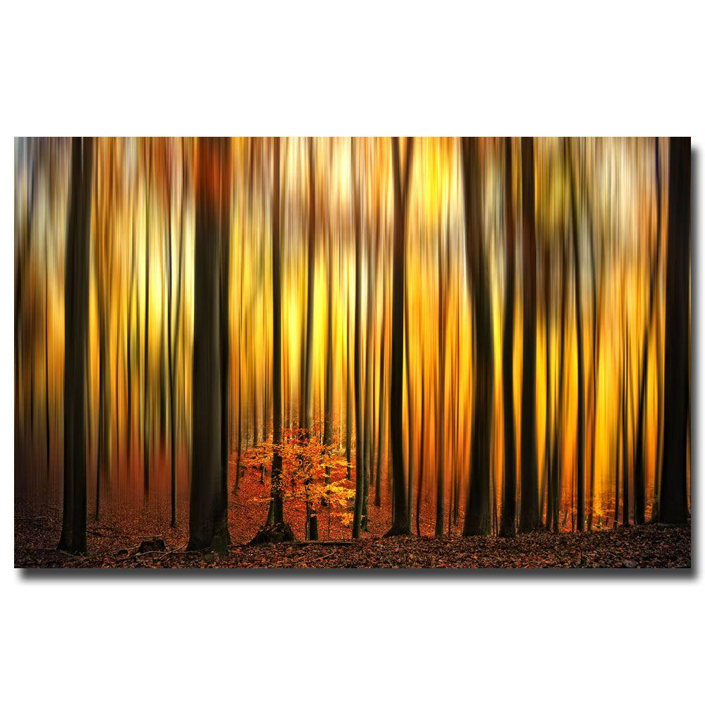 16 in. x 24 in. Firewall Canvas Art-DISCONTINUED-PSL088 ...