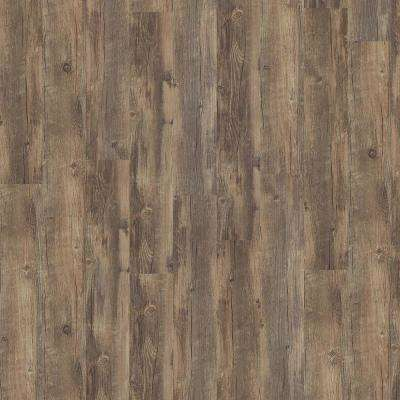 Manchester Click 6 in. x 48 in. Roan Resilient Vinyl Plank Flooring (27.58 sq. ft. / case)