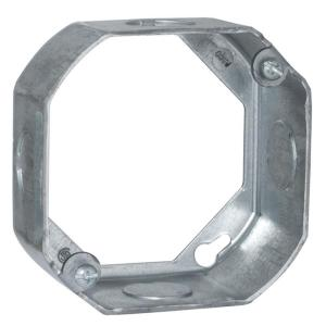 Raco 4 In Octagon Extension Ring 1 1 2 Deep With 1 2 Ko