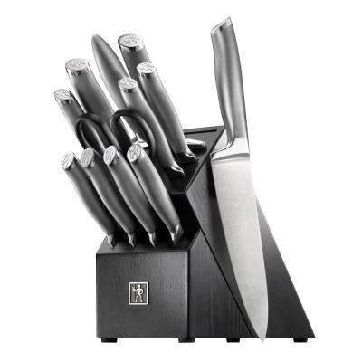 Modernist 13-Piece Knife Block Set