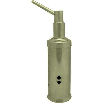 Air Gap Soap Dispenser in Brushed Nickel