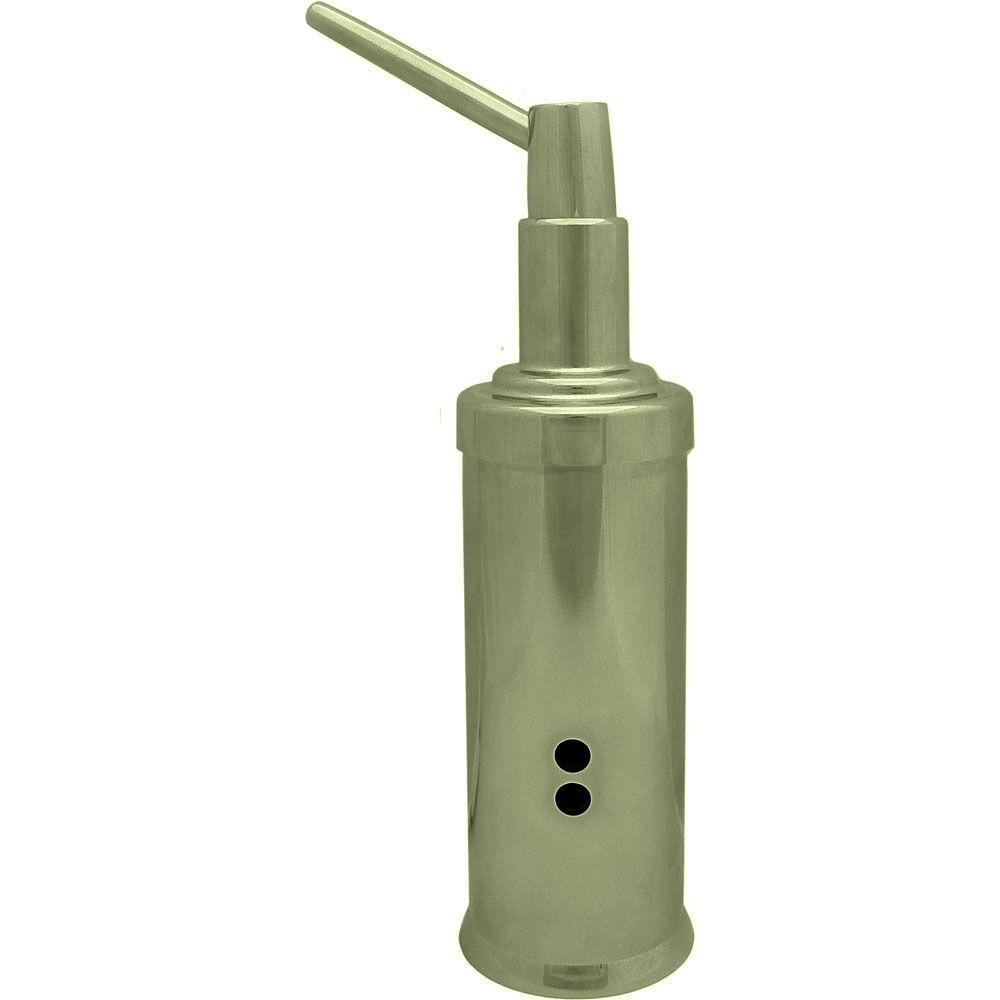 Air Gap Soap Dispenser in Brushed Nickel