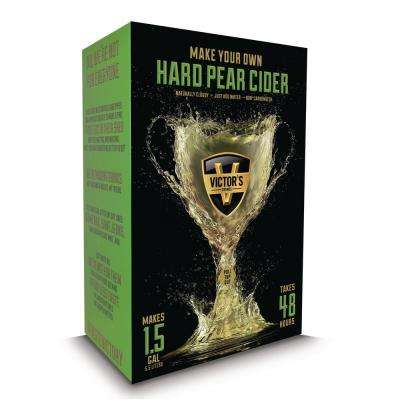 6 Qt. Hard Pear Cider Drink Kit