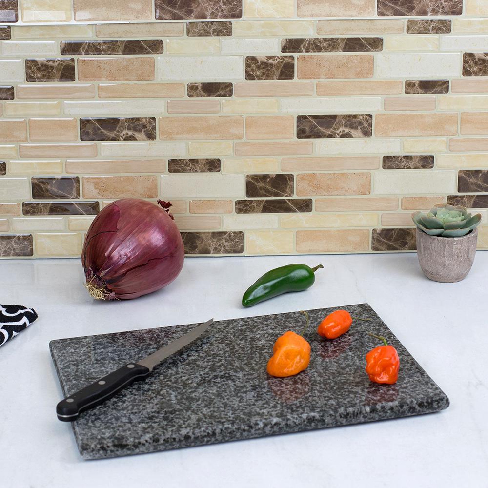 Home Basics Granite Cutting Board Cb01880 The Home Depot