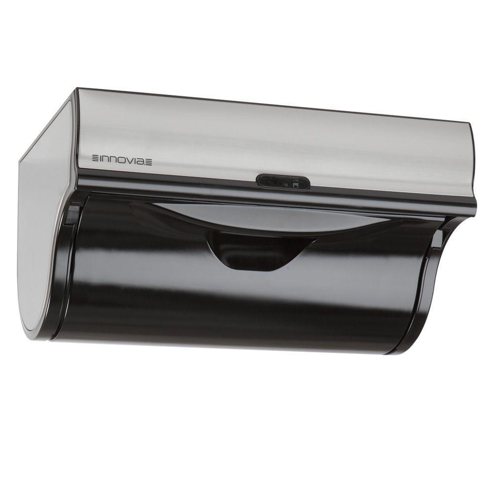 Innovia Automatic Paper Towel Dispenser - Black-WB2-159B - The Home ...